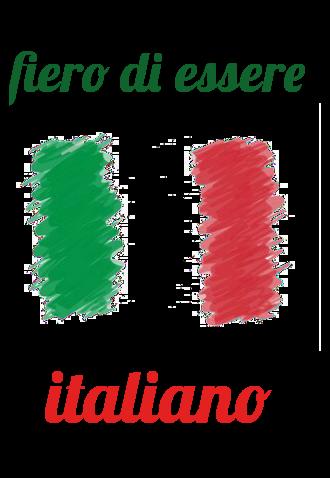 Risultati immagini per fiero di essere italiano